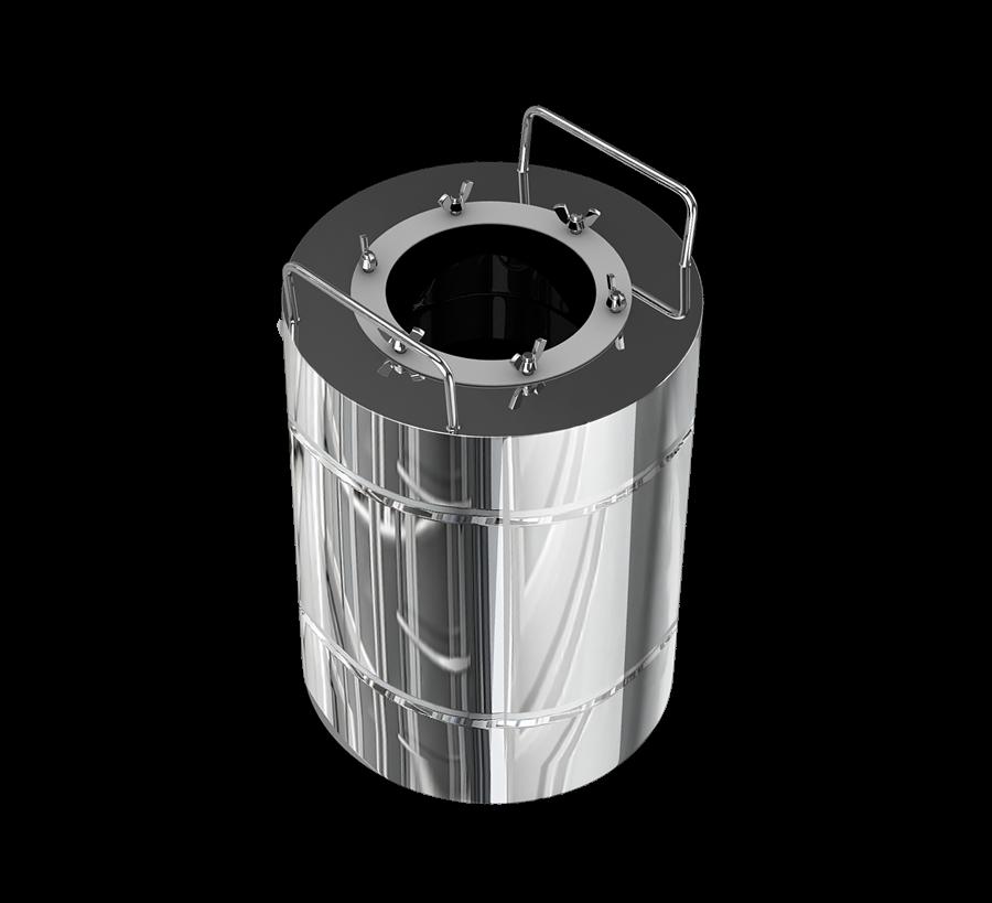Дистиллятор Шахтер (12 - 20 литров) - 5