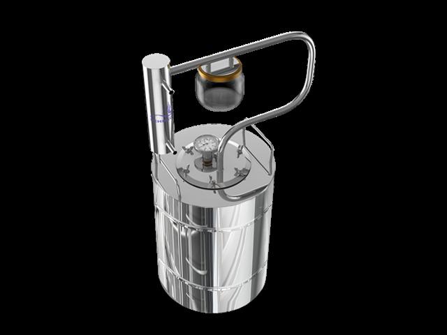 Дистиллятор Шахтер (12 - 20 литров) - 4